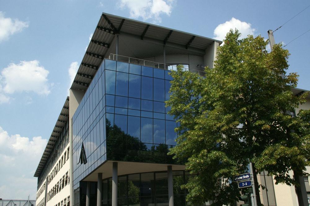 Räumlichkeiten der französiche Handelskammer un Deutschland und ihrer Tochtergesellschaft Strategy & Action International in Saarbrücken