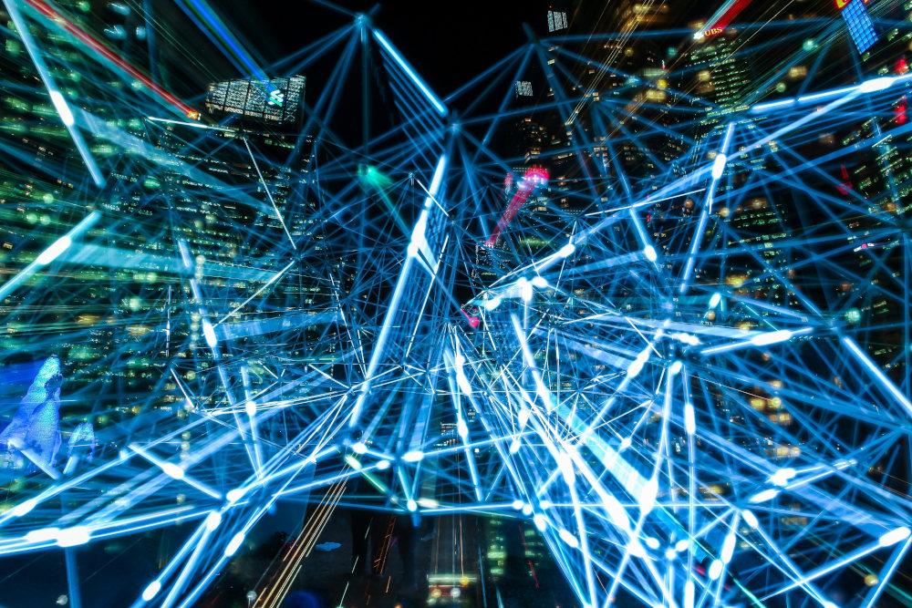 réseau interconnecté